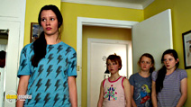 A still #6 from Mental (2012) with Bethany Whitmore, Hayley Magnus, Nicole Freeman and Chelsea Bennett