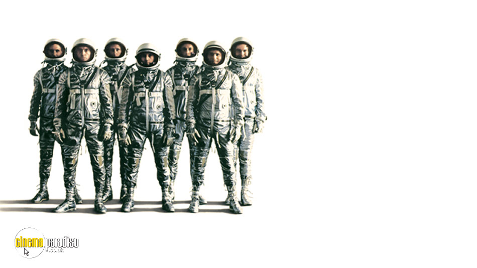 The Right Stuff online DVD rental