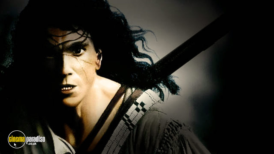 The Last of the Mohicans online DVD rental