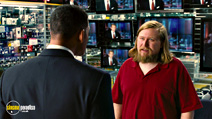 A still #18 from Men in Black 3 with Michael Chernus