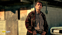 A still #15 from Twin Peaks: Fire Walk with Me with Harry Dean Stanton