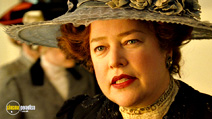 A still #13 from Titanic with Kathy Bates