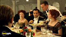 A still #14 from Titanic with Billy Zane, Frances Fisher and Kate Winslet