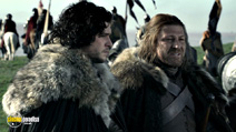 A still #20 from Game of Thrones: Series 1 with Sean Bean