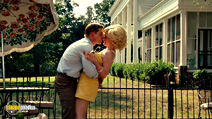 A still #17 from The Help with Mike Vogel and Anna Camp