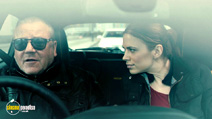 A still #15 from The Sweeney with Ray Winstone and Hayley Atwell