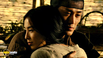 A still #6 from Emperor and the White Snake (2011) with Shengyi Huang and Raymond Lam