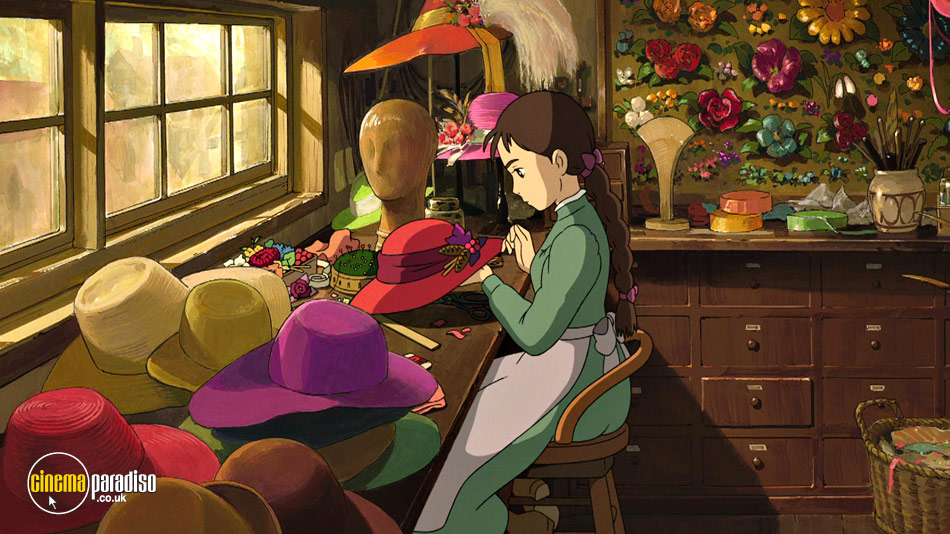Howl's Moving Castle (aka Hauru no ugoku shiro) online DVD rental