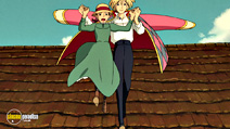 Still #2 from Howl's Moving Castle