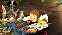 Still #7 from Howl's Moving Castle