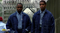 A still #15 from Malcolm X with Denzel Washington and Albert Hall