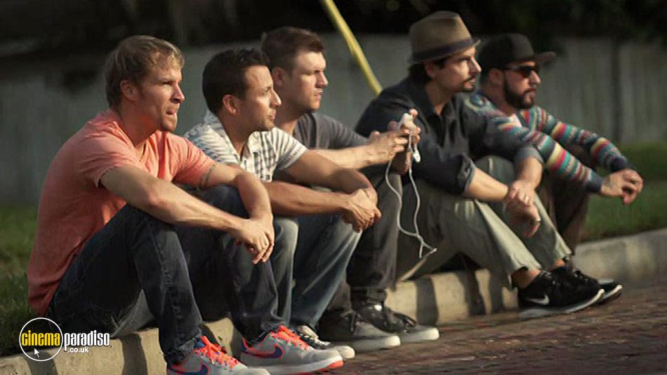 Backstreet Boys: Show 'Em What You're Made Of online DVD rental