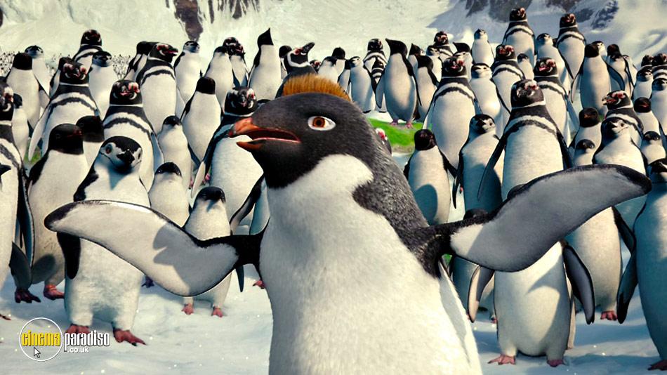 Happy Feet 2 online DVD rental