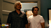 A still #14 from Ted with Mark Wahlberg and Sam J. Jones