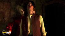 A still #17 from Bram Stoker's Dracula with Gary Oldman and Keanu Reeves