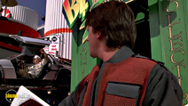 A still #18 from Back to the Future: Part 2