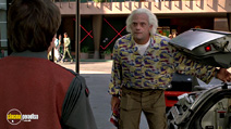 A still #17 from Back to the Future: Part 2 with Christopher Lloyd