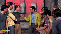 A still #18 from West Side Story with Richard Beymer