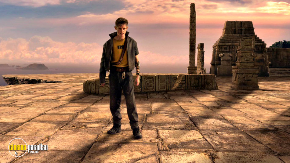 Spy Kids 2: The Island of Lost Dreams online DVD rental