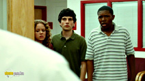 A still #10 from Warrior with Denzel Whitaker, Nick Lehane and Laura Chinn