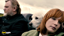A still #20 from Calvary with Brendan Gleeson and Kelly Reilly