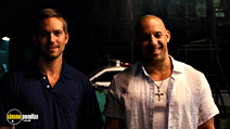 A still #2 from Fast and Furious 5 (2011) with Vin Diesel and Paul Walker