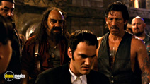 A still #1 from From Dusk Till Dawn (1996) with Quentin Tarantino, Danny Trejo and Cheech Marin