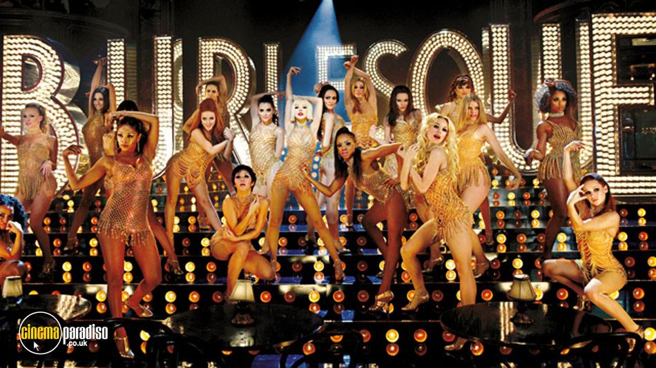 Burlesque online DVD rental