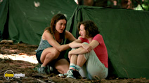 A still #7 from Welcome to the Jungle (2013) with Kristen Schaal and Megan Boone