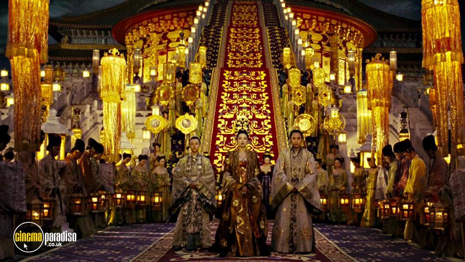 Curse of the Golden Flower (aka Man cheng jin dai huang jin jia) online DVD rental