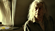 A still #21 from Harry Potter and the Deathly Hallows: Part 2 with John Hurt