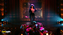 A still #17 from Burlesque with Cher