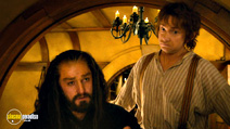 A still #16 from The Hobbit: An Unexpected Journey with Martin Freeman and Richard Armitage