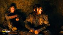 A still #15 from The Hobbit: An Unexpected Journey with Aidan Turner
