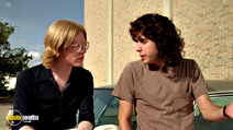 A still #15 from Dazed and Confused with Anthony Rapp and Adam Goldberg