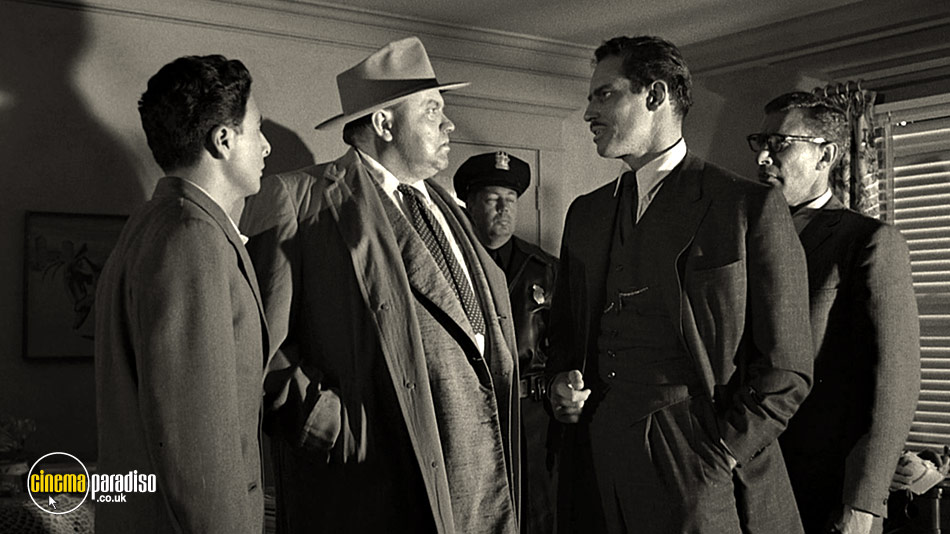 Touch of Evil online DVD rental