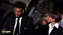 A still #17 from Airplane! with Kareem Abdul-Jabbar