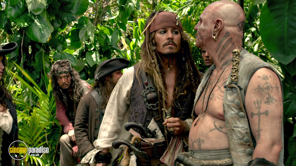 Pirates of the Caribbean: On Stranger Tides online DVD rental