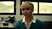 A still #27 from Interstellar with Collette Wolfe