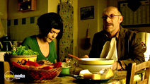 A still #24 from Amelie with Audrey Tautou
