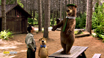 A still #29 from Yogi Bear with Tom Cavanagh