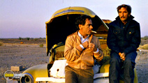 A still #22 from Paris, Texas with Harry Dean Stanton and Dean Stockwell