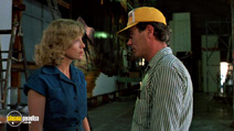 A still #18 from Paris, Texas with Dean Stockwell and Aurore Clément