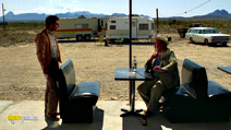 A still #17 from Paris, Texas with Bernhard Wicki and Dean Stockwell