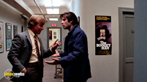 A still #7 from Blow Out with John Travolta