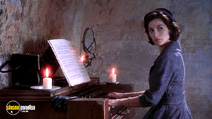A still #42 from Chocolat with Carrie-Anne Moss