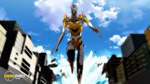 Evangelion: 2.22 You Can (Not) Advance trailer clip