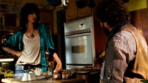 A still #21 from Due Date with Juliette Lewis and Zach Galifianakis