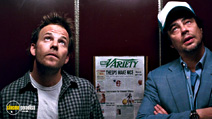 A still #24 from Somewhere with Benicio Del Toro and Stephen Dorff