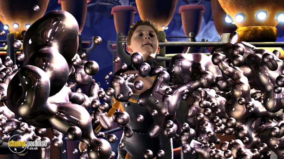 Spy Kids 3: Game Over online DVD rental